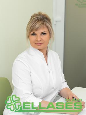 Лось Евгения Николаевна